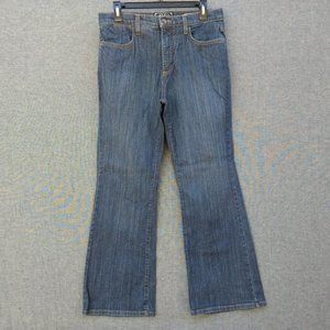 NYDJ Relaxed BootCut High Rise Jeans Stretch